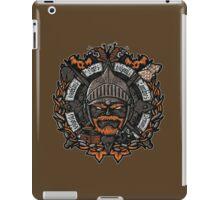 GNG Crest iPad Case/Skin