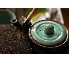 Pu Erh Tea Photographic Print