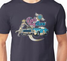 Girls Dig Cars T-Shirt