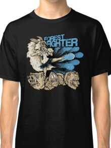 Forest Fighter Classic T-Shirt
