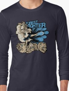 Forest Fighter Long Sleeve T-Shirt