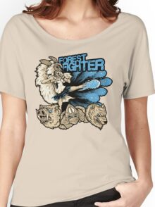 Forest Fighter Women's Relaxed Fit T-Shirt
