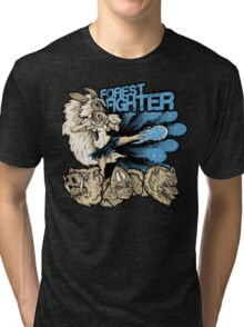 Forest Fighter Tri-blend T-Shirt