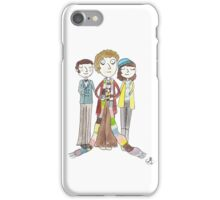 Doctor Who - Harry Sullivan Is A Genius, Actually iPhone Case/Skin