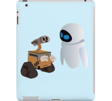 Wall-E & Eva iPad Case/Skin