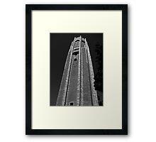 Bok Tower Framed Print