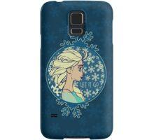 Let It Go (Frozen) (Disney) Samsung Galaxy Case/Skin
