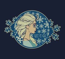 Let It Go (Frozen) (Disney) T-Shirt