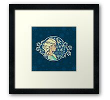 Let It Go (Frozen) (Disney) Framed Print