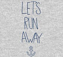 Let's Run Away: Ocean Pullover