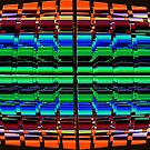 The Multi Colored Grid! by Kingcobra