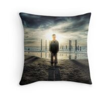 Transcendent Throw Pillow