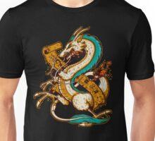 Spirited Crest Unisex T-Shirt