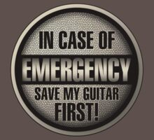 In Case Of Emergency by yober