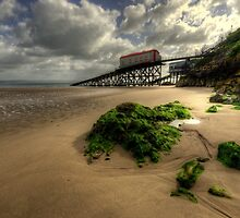 Tenby Lifeboat Ramps by Rob Hawkins