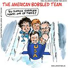 2014 Bobsled Team by Rick  London