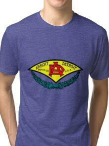 Abbott Motor Company Tri-blend T-Shirt