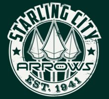 Starling City Arrows Version V02 T-Shirt