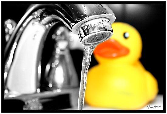 Rubber Ducky by Tyson Moffitt