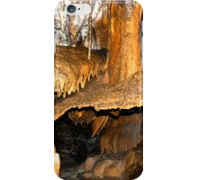 Stalactites, Buchann Caves iPhone Case/Skin