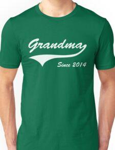 Grandma Since 2014 Unisex T-Shirt