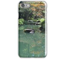 A little slice of paradise in the north Georgia mountains iPhone Case/Skin