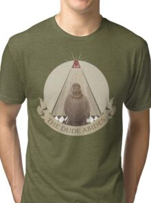 All Seeing Rug Tri-blend T-Shirt
