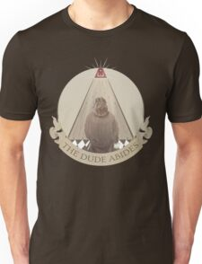 All Seeing Rug Unisex T-Shirt