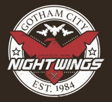Gotham City Nightwings V02 (of 03) by coldbludd