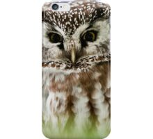 Boreal Owl iPhone Case/Skin