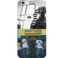 MEECH and the Flatbush Zombies iPhone Case/Skin