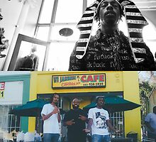 MEECH and the Flatbush Zombies by smeardesigns