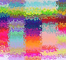 flaming rainbows by DARREL NEAVES