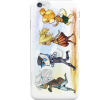 Off To Find Trouble iPhone Case/Skin