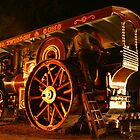 Showmans Engine by Dawn Hutchinson