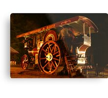 Showmans Engine Metal Print