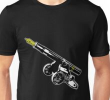 The Pen is mightier than the Sword - Round 2 (Cannon vs Canon) Unisex T-Shirt