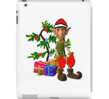 Christmas Elf  iPad Case/Skin
