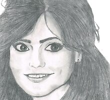 Jenna Coleman by farflungdreams