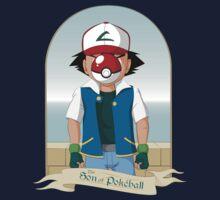 The Son of Pokeball by nova-i