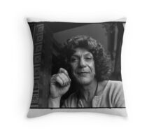 Dawn Law Throw Pillow
