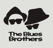 The Blues Brothers by wildmartin