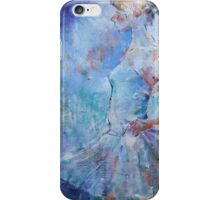 Dance Art Gallery 11 - I Am Ready iPhone Case/Skin