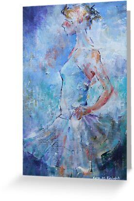 Dance Art Gallery 11 - I Am Ready by Ballet Dance-Artist