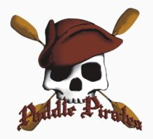 Paddle Pirates (t-shirt) by phil hemsley
