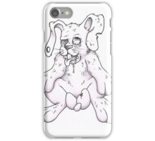 The Easter Bunnys Gone Mad! iPhone Case/Skin