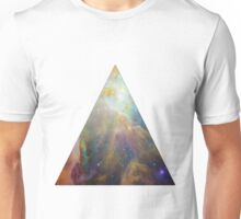 The Orion Nebula Triangle Unisex T-Shirt