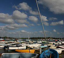 Boats by Dawn Hutchinson