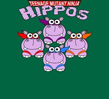 Teenage Mutant Ninja Hippos Unisex T-Shirt