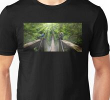 Lynn Canyon . North Vancouver Unisex T-Shirt